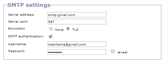screenshots:smtp_settings.png